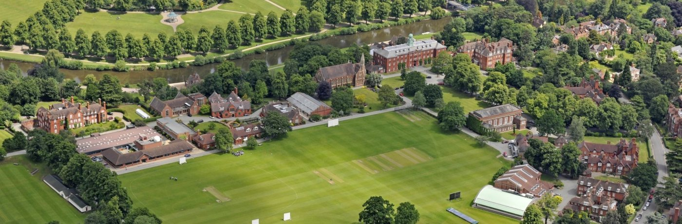 Фото Shrewsbury School