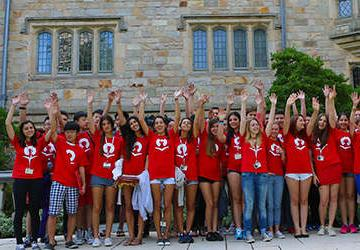 Summer English Camp at Yale University