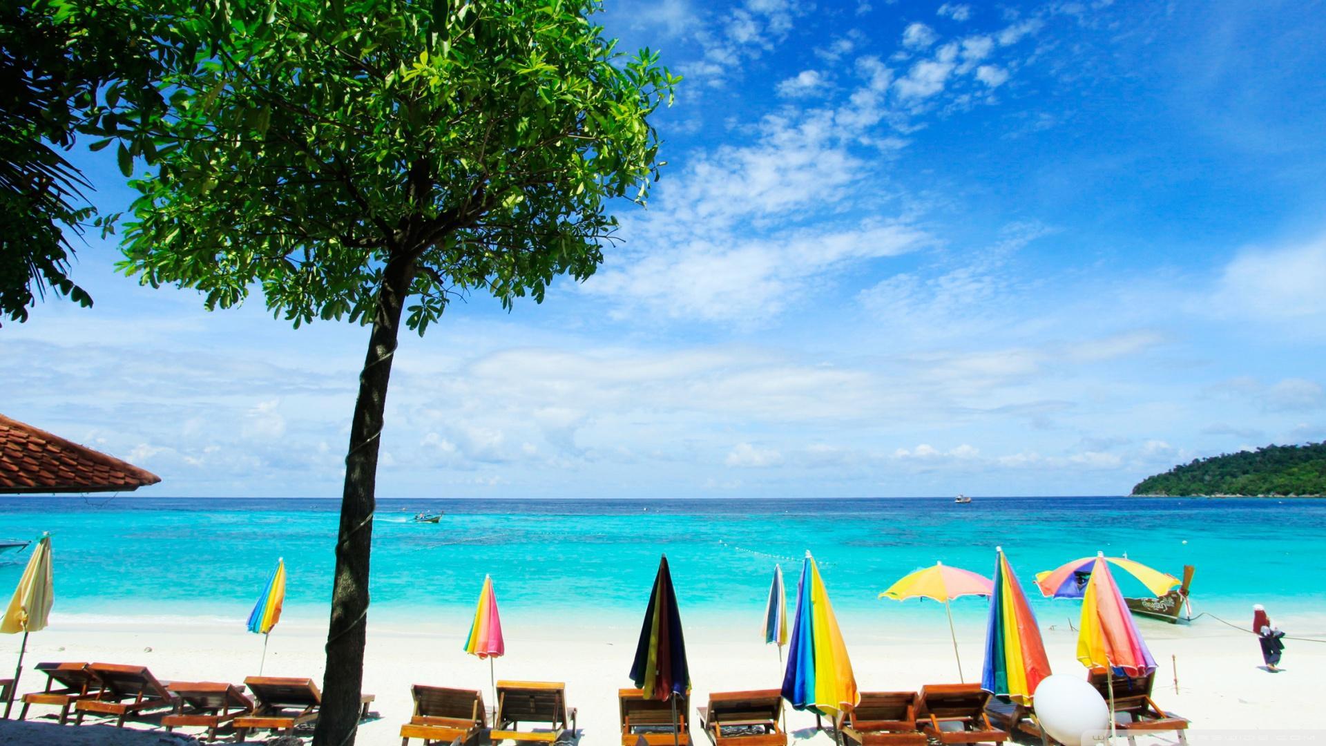 пляжный курорт скачать