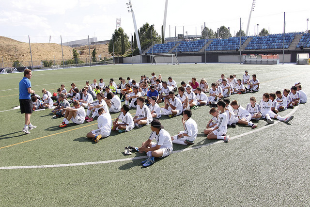 Фото Real Madrid Soccer school